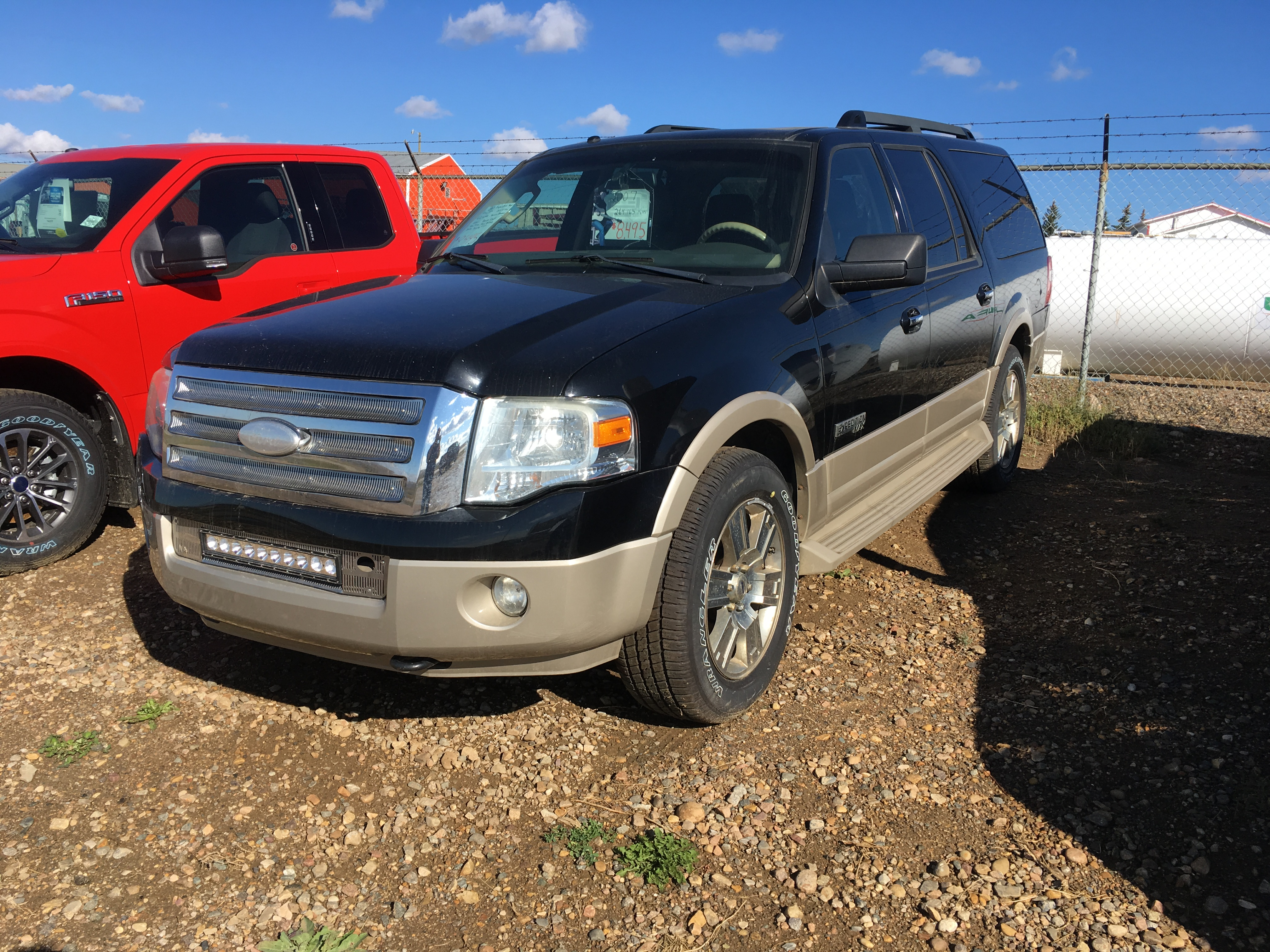 2007 ford expedition max limited